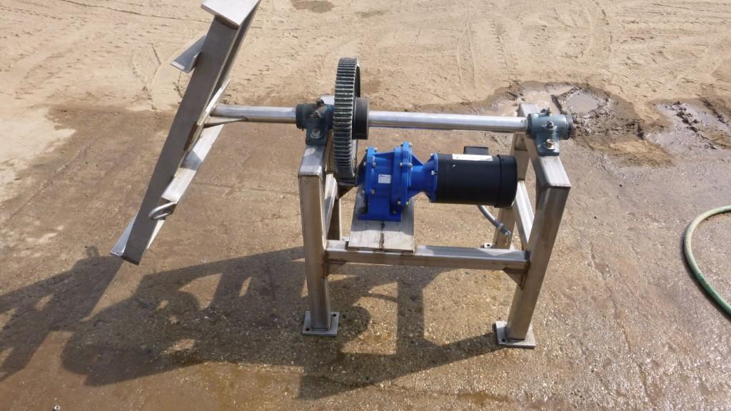 Image 30 Gallon Tumble Mixer - Stainless Steel 1587309