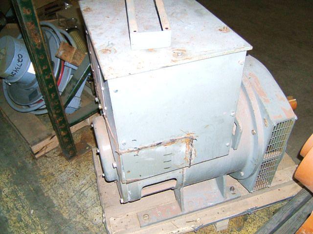 Image EAGLE AC Generator 125KVA 480 Volt 150.4 Amp 379266