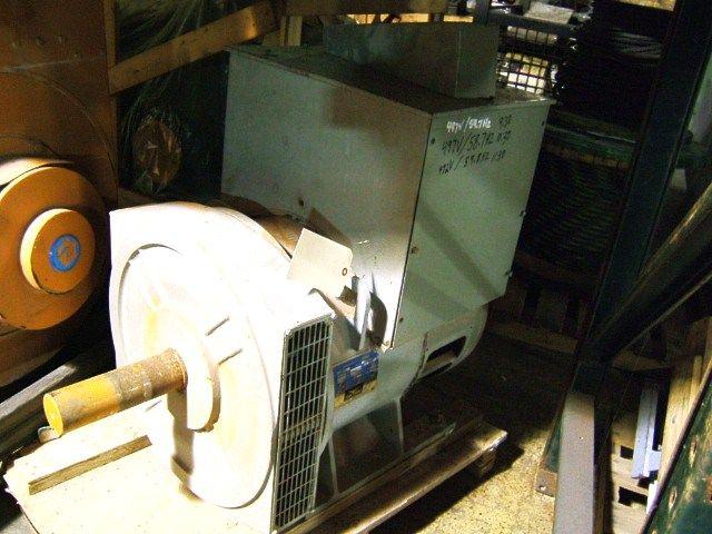 EAGLE AC Generator 125KVA 480 Volt 150.4 Amp