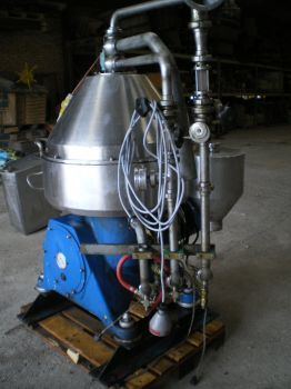 VERONESI AF 1600 Self Cleaning Centrifuge
