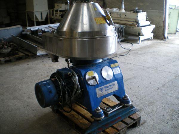 Image VERONESI AF 1600 Self Cleaning Centrifuge 379545