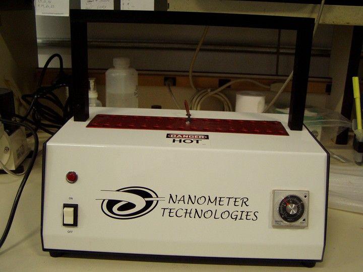 NANOMETER Epoxy Curing Oven