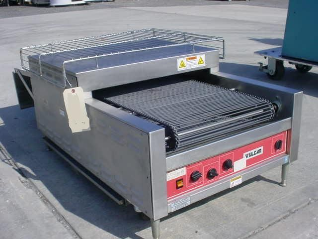 "Image VULCAN ""Char-Broiler"" Tabletop Electric Oven 379579"