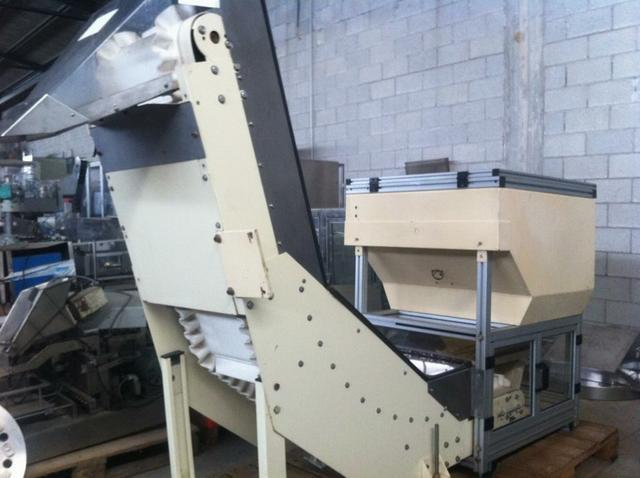 Image VTM COUDROM Vibratory Feeder 321066