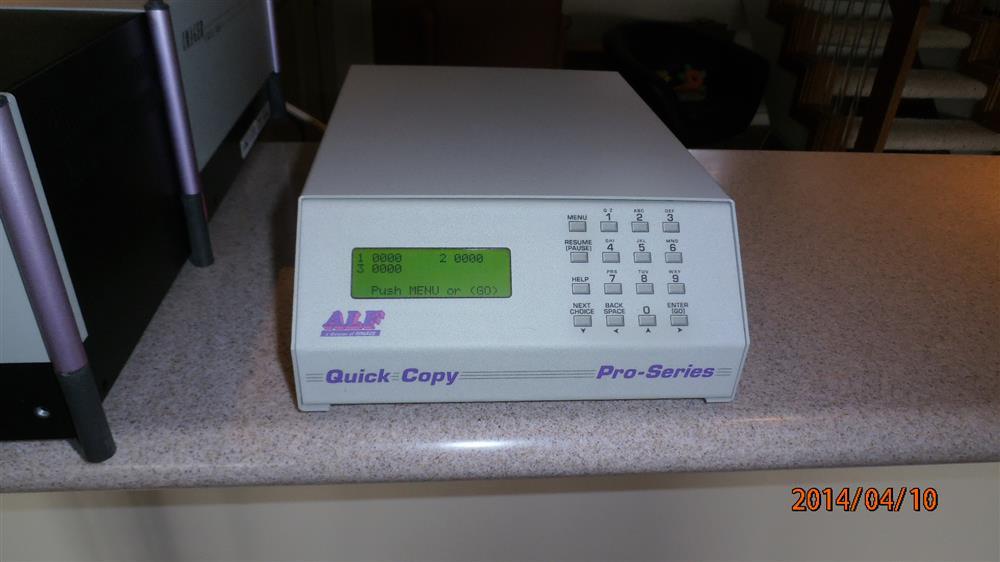 Image RIMAGE Imager 9500 Diskette Duplicator 527958