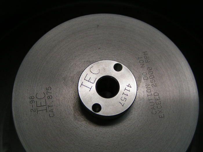 Image IEC Laboratoy Centrifuge Model B-22M 321094