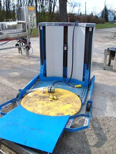 Image BISHAMON EZ-OFF Loader Model EZO-250AR 321095