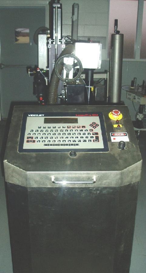 VIDEOJET LaserPro DM Laser Coder