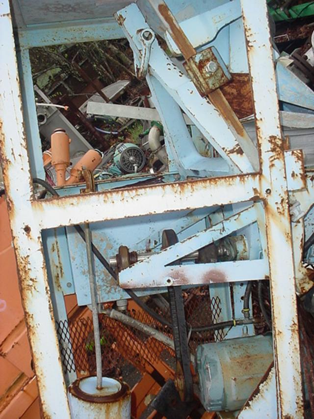 Image ST. REGIS Steel Bagger Auger Type, 1.5 HP 321106