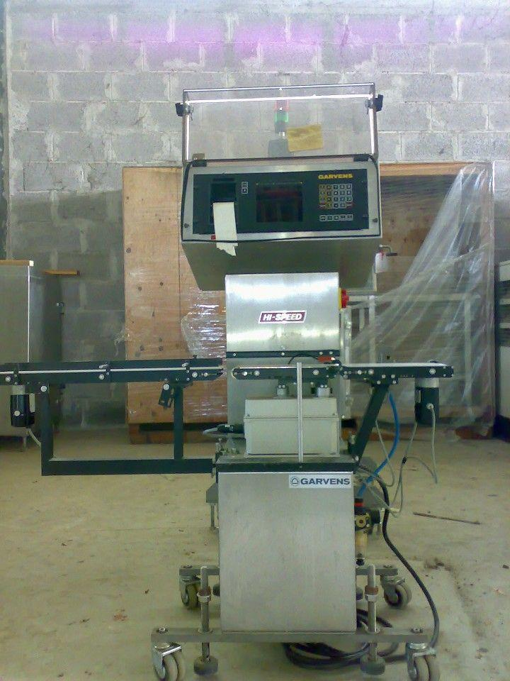 GARVENS SL 2 PM Checkweigher 1988
