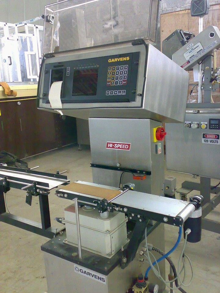Image GARVENS SL 2 PM Checkweigher 1988 321149