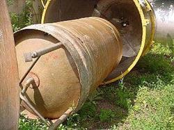 Image 550 Gallon Fiberglass Tank 321159